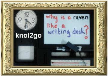 Riddles on knol2go